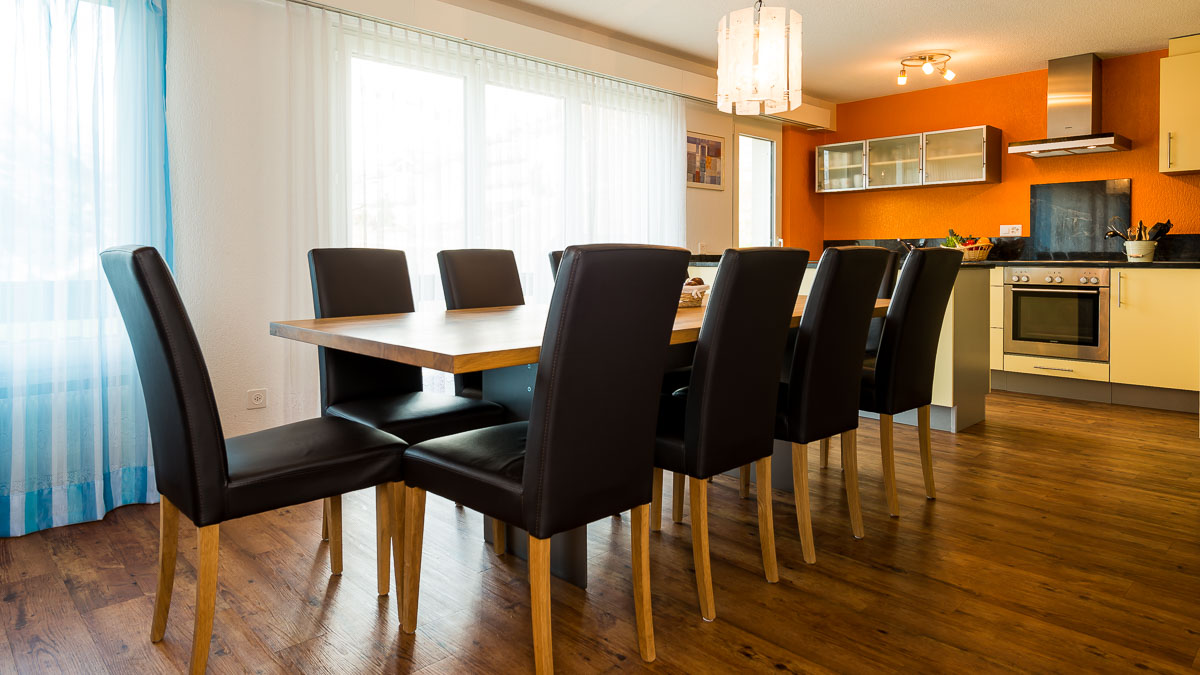 Holiday apartment for families with children | Saas-Fee in Valais