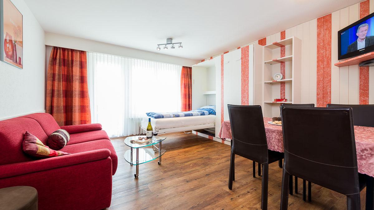 kleine ferienwohnung f r singles paare in saas fee. Black Bedroom Furniture Sets. Home Design Ideas